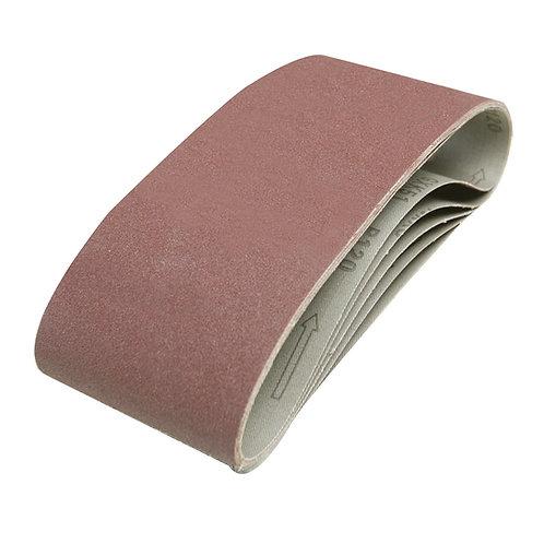 Silverline Sanding Belts 100 x 610mm 5pk