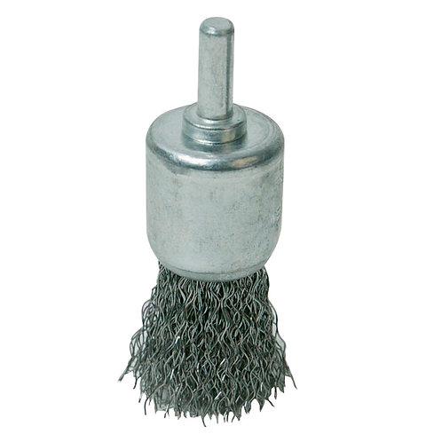 Silverline Steel End Brush