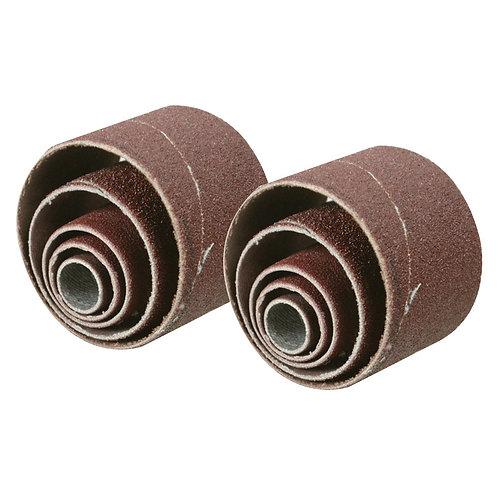 Silverline Sanding Sleeves 10pce
