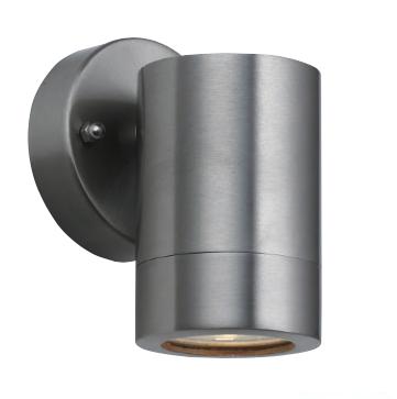 TimeLED Piazza GU10 Spotlight - Brushed Steel