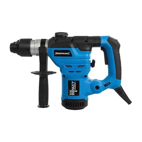 Silverline 1500W SDS Plus Drill