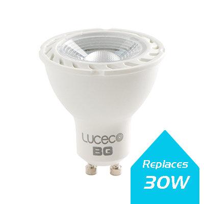 Luceco GU10 3W COB