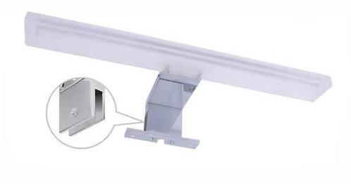 Bathroom Mirror light 8W 2-in-1 mounting clip