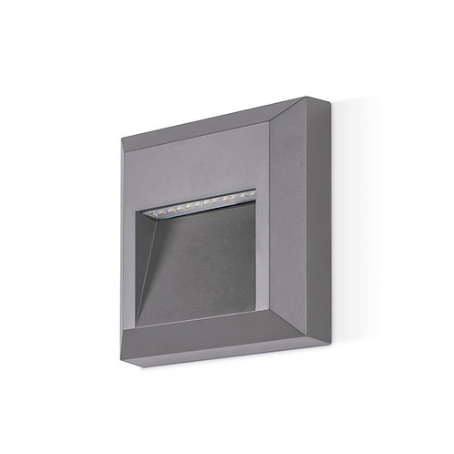 JCC surface mount square wall & path light