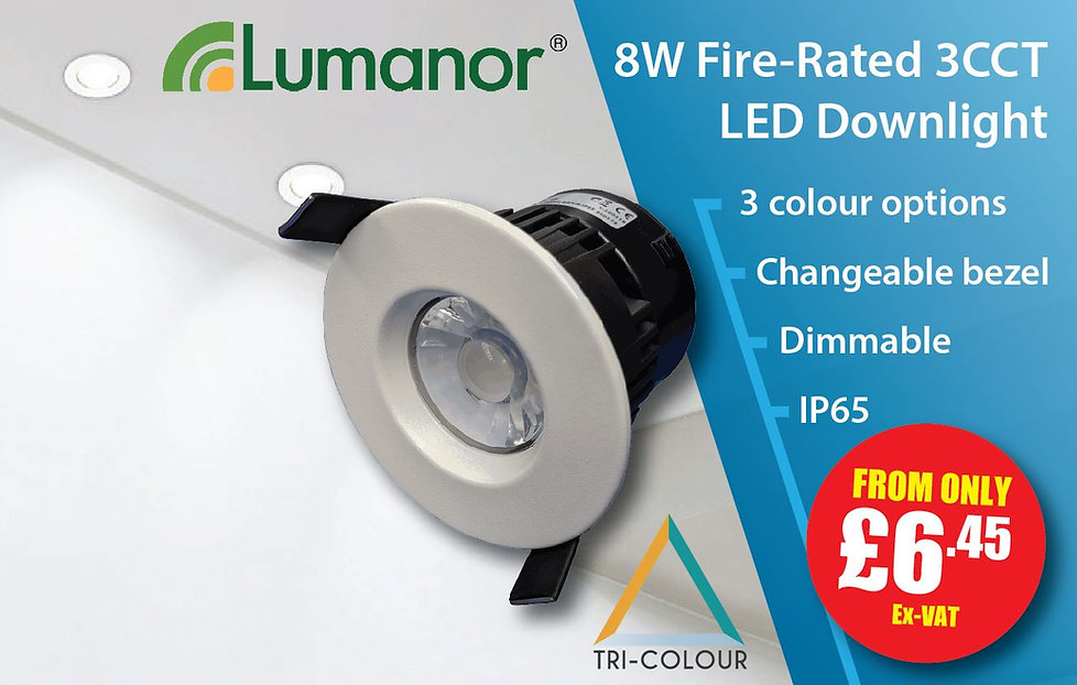 HomePage - Lumanor 8W Tri-Colour - 08.04