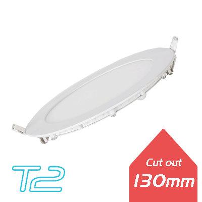 Lumanor LED Round Panels T2™ - 12W 6 inch