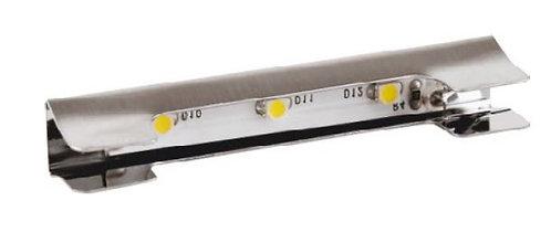 Glass shelf LED clip - 0.25W