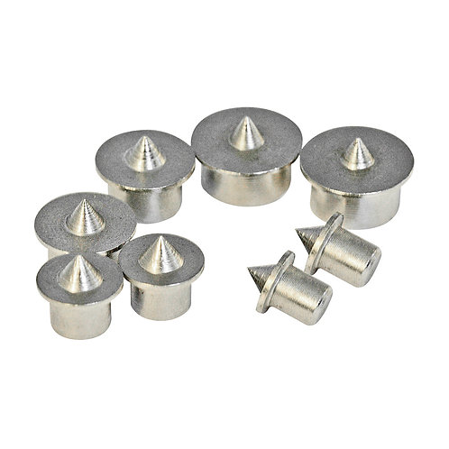 Silverline Dowel Centre Point Set 8pce