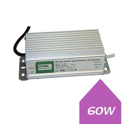 Lumanor 60W 12V IP66 LED Driver