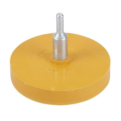 Silverline Eraser Rubber Pad