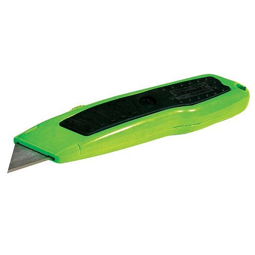 Silverline Expert Retractable Hi-Vis Knife
