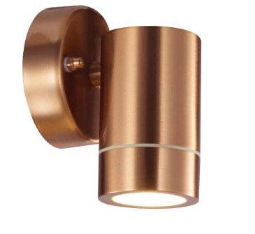 TimeLED Piazza GU10 Spotlight - Copper