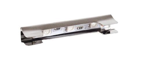 RGB glass shelf LED clip - 0.75W