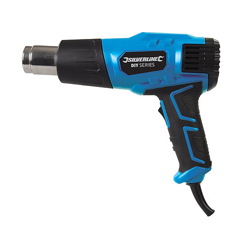 Silverline DIY 2000W Heat Gun