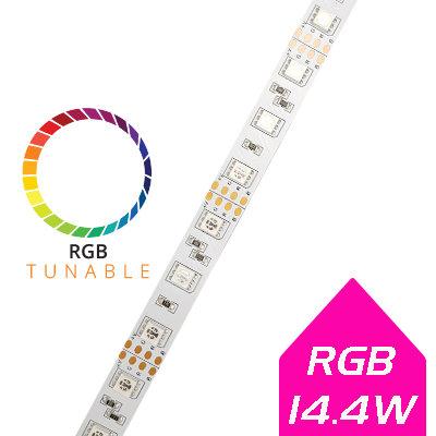 Lumanor RGB 14.4W/m 5m reel