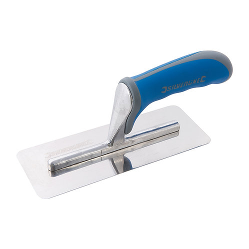 Silverline Mini Plastering Trowel Soft-Grip