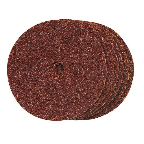 Silverline Fibre Discs 100 x 16mm 10pk