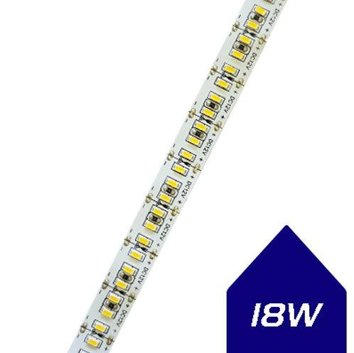 Lumanor low-dotting LED strip light 18W/m 5m reel