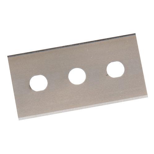 Silverline Double-Sided Scraper Blades 10pk