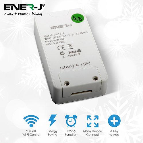 Ener-J smart Wi-Fi in-line switch