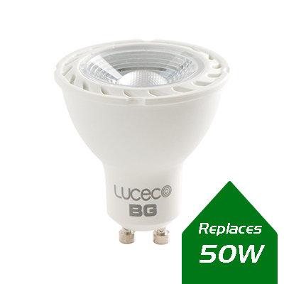 Luceco GU10 5W COB