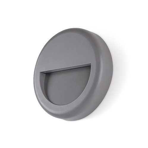 JCC surface mount round wall & path light
