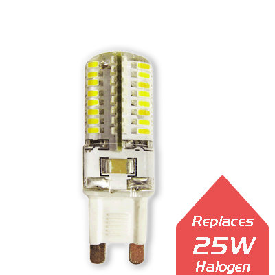 Lumanor Capsule LED Lamps - G9 2.2W