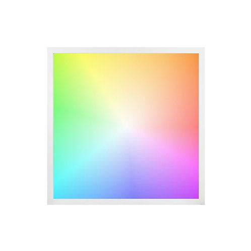GAP iPanel 40W IP40 dimmable RGB+CCT panel