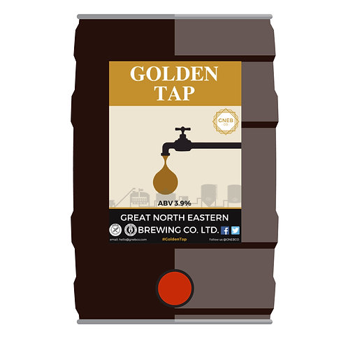 Golden Tap 5l Mini cask