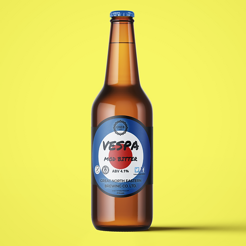 Vespa 12x500ml case