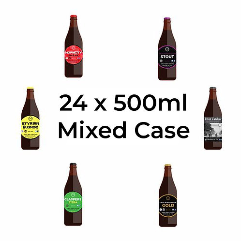 24x500ml Mixed case