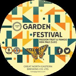 Garden Festival DDH Pale 5.0%