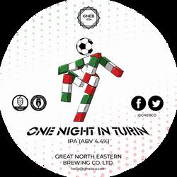 One night in Turin 4.4%