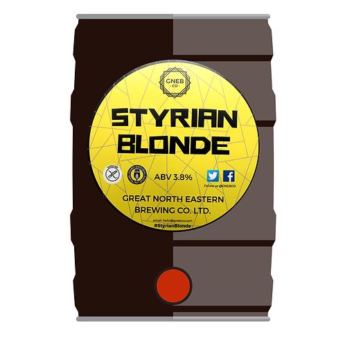 Styrian 5l mini cask