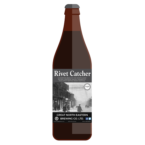 12x 500ml case Rivet Catcher