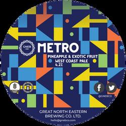 Metro Pale Ale