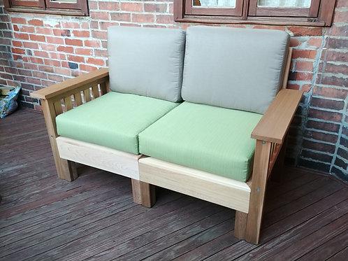 Sofa Modulaire 2 Places - 2 bras