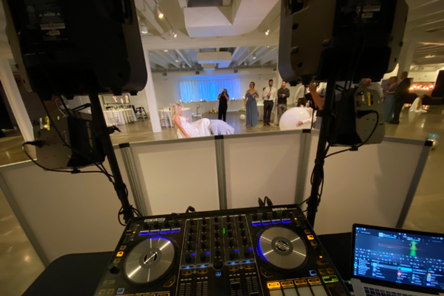 Pearl Entertainment, Wedding DJ, Founder