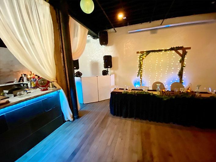 Vintage Ballroom, Omaha, NE, Wedding Reception, Wedding DJ Pearl Entertainment