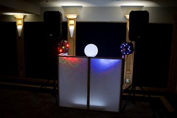 Pearl Light Wedding DJ Package Add On