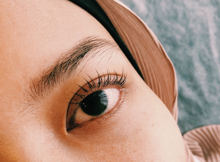 Don't Try This at Home: Lash Lift