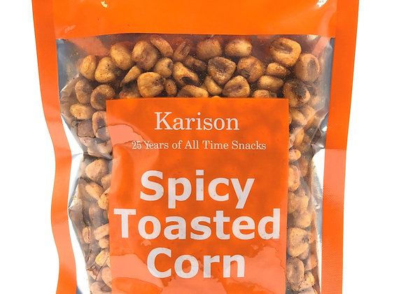 Spicy Toasted Corn