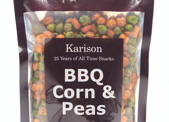 BBQ Corn and Peas