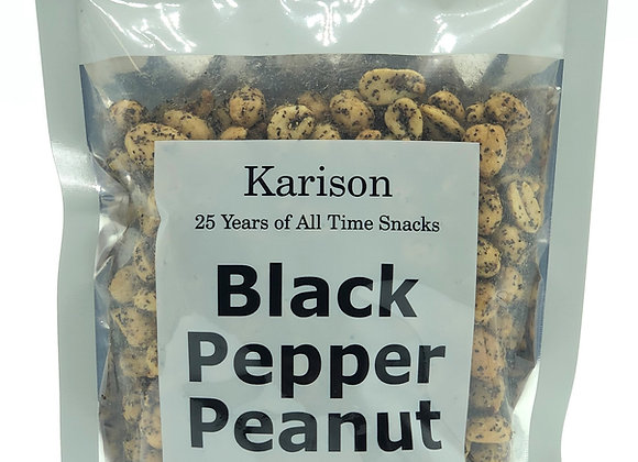 Black Pepper Peanut