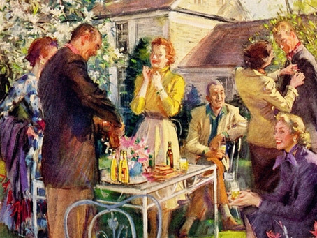 TheWonderful Blessings of Socializing