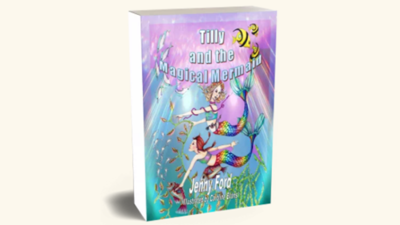 Tilly the Magical Mermaid