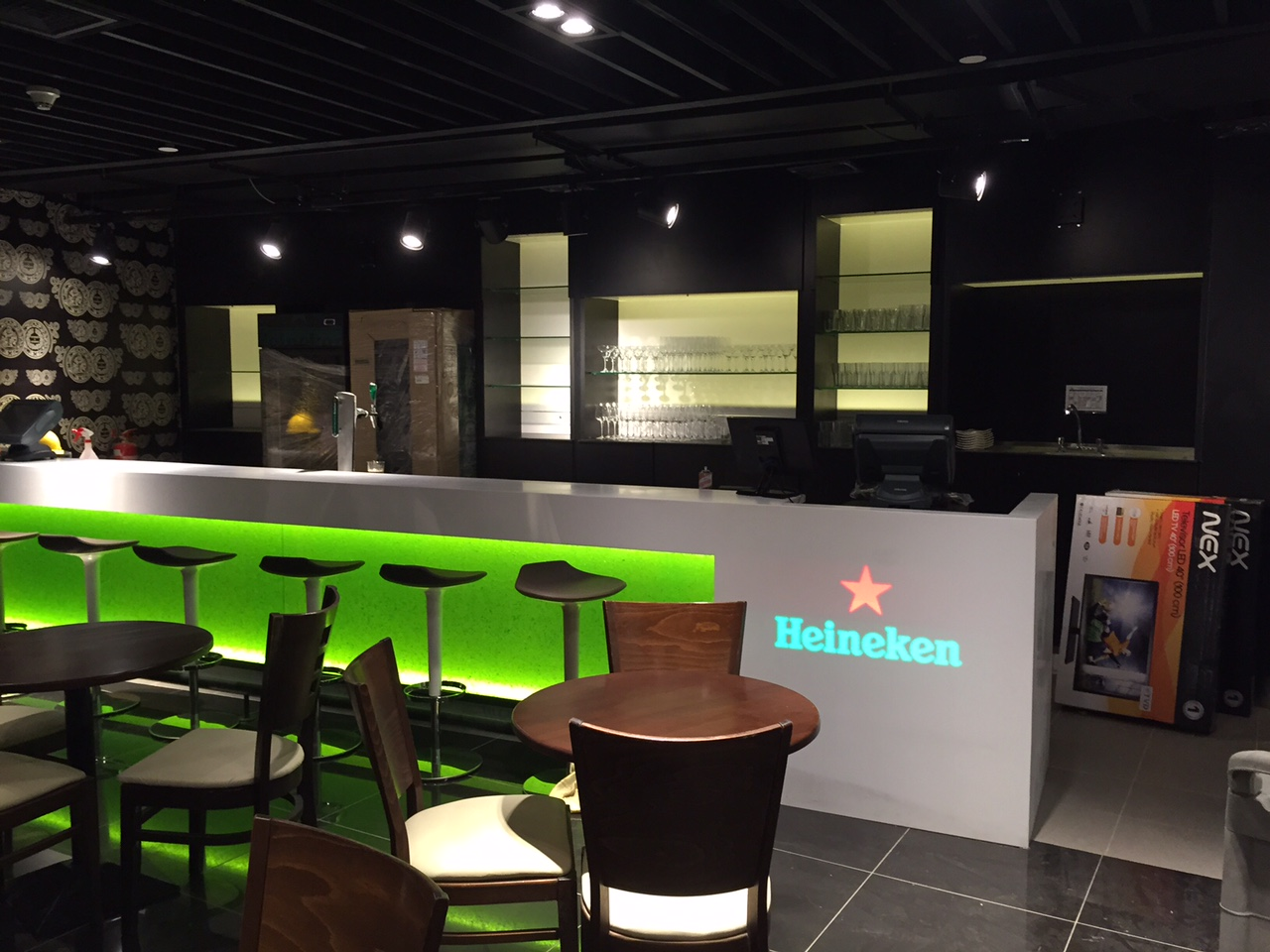 Heineken Aeropuerto