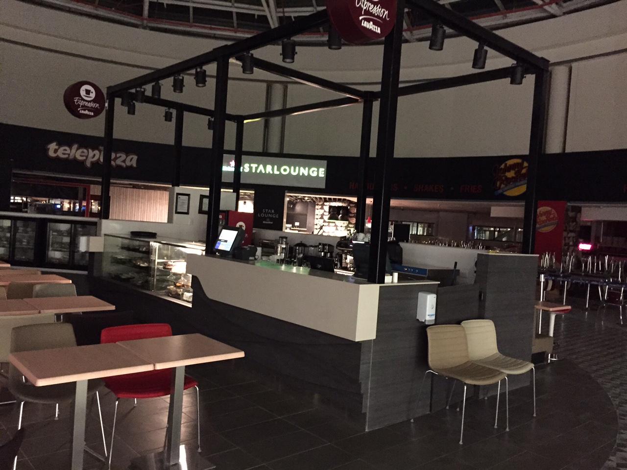 Café Lavazza Aeropuerto