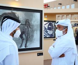 HH sheikh Mohammed bin khalifa al thani
