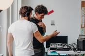 DJ's discussing